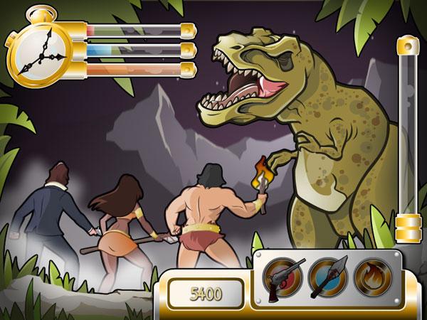 t-rex slot machine play fun